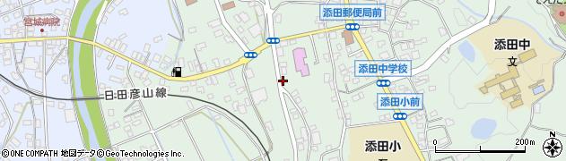 ファーストM周辺の地図