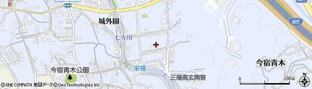 福岡県福岡市西区今宿青木460周辺の地図