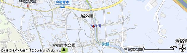 福岡県福岡市西区今宿青木480周辺の地図