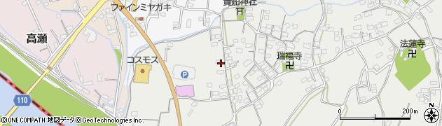 大分県中津市相原3331周辺の地図