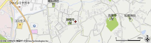 大分県中津市相原3594周辺の地図