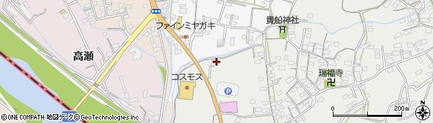 大分県中津市相原3319周辺の地図