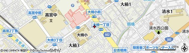 株式会社お仏壇のコガ周辺の地図
