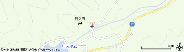 大分県国東市国東町横手4637周辺の地図