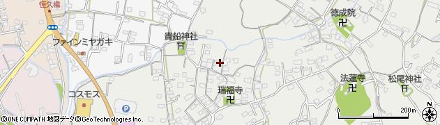 大分県中津市相原3691周辺の地図