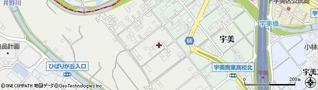 有限会社宮崎重量機工 福岡事業所周辺の地図