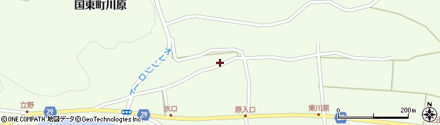 大分県国東市国東町川原1220周辺の地図