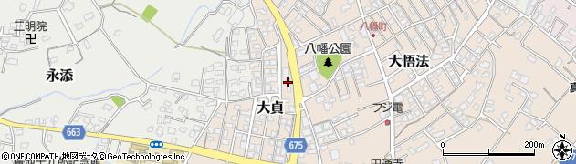 大分県中津市大貞363周辺の地図