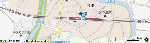 大分県中津市今津1073周辺の地図