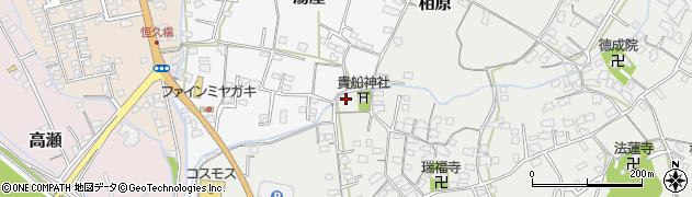 大分県中津市相原3665周辺の地図