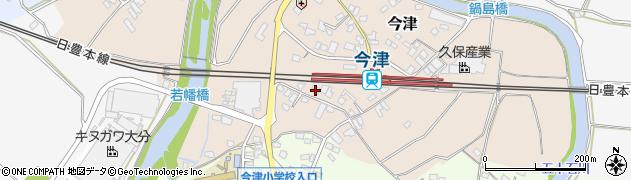 大分県中津市今津1071周辺の地図