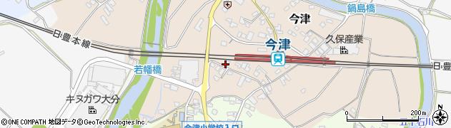 大分県中津市今津1069周辺の地図