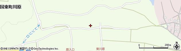 大分県国東市国東町川原1177周辺の地図