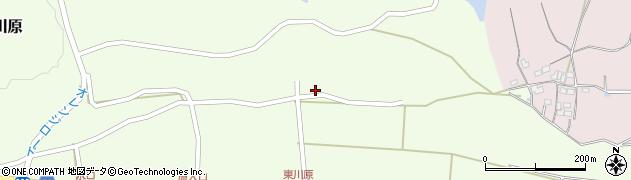 大分県国東市国東町川原1158周辺の地図