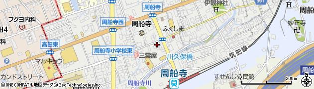 松古堂文具店周辺の地図