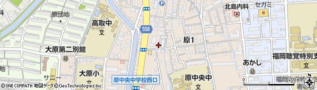 吉洋建設株式会社周辺の地図