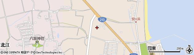 大分県国東市国東町田深1193周辺の地図