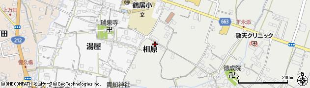 大分県中津市相原3724周辺の地図
