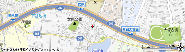 有限会社池塗料産業周辺の地図