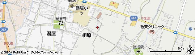 大分県中津市相原3731周辺の地図