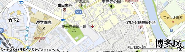有限会社写童団周辺の地図