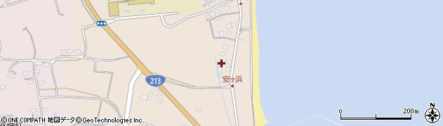 大分県国東市国東町田深1240周辺の地図