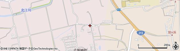 大分県国東市国東町北江1063周辺の地図