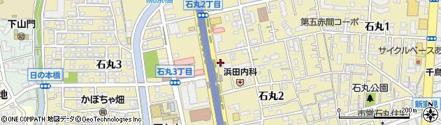 リコージャパン株式会社 九州営業本部西営業所周辺の地図