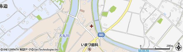 大分県中津市今津843-9周辺の地図
