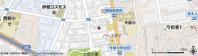 ほっとライフ伊都周辺の地図