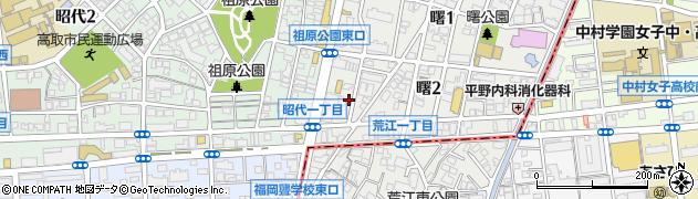 マ・メール周辺の地図