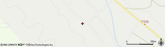 大分県国東市国東町中田278周辺の地図