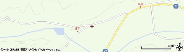 大分県国東市国東町横手3224周辺の地図