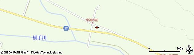大分県国東市国東町横手1746周辺の地図