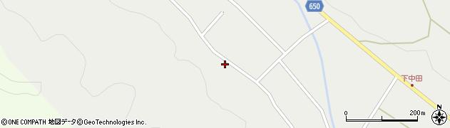 大分県国東市国東町中田251周辺の地図