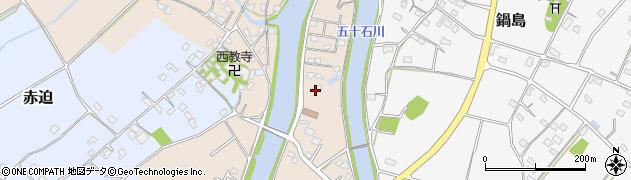 大分県中津市今津1137周辺の地図