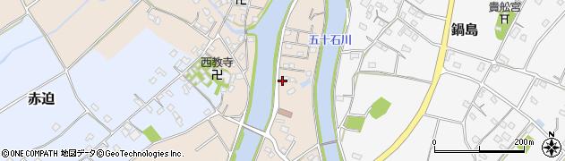 大分県中津市今津1144周辺の地図