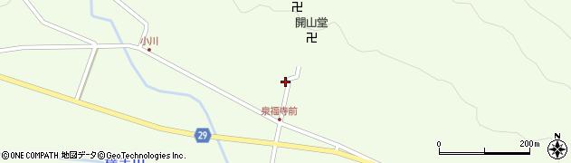 大分県国東市国東町横手1860周辺の地図