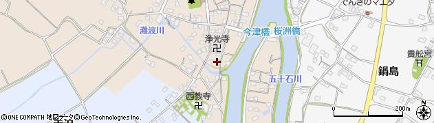 大分県中津市今津570周辺の地図