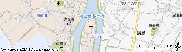 大分県中津市今津1143周辺の地図