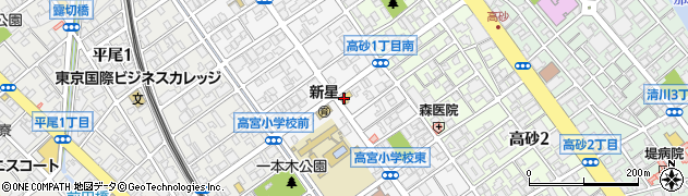 株式会社エステートリース周辺の地図