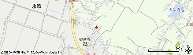 大分県中津市上池永618周辺の地図