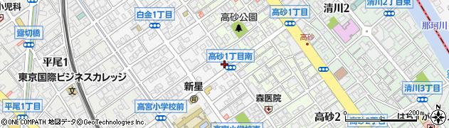 株式会社メタルテック周辺の地図