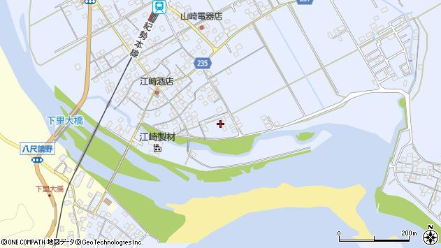 〒649-5142 和歌山県東牟婁郡那智勝浦町下里の地図