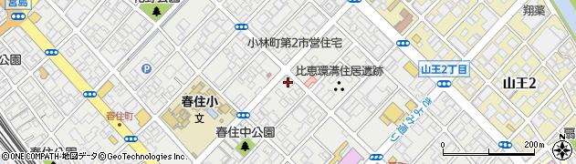 株式会社ウエスターコミュニケーションズ周辺の地図