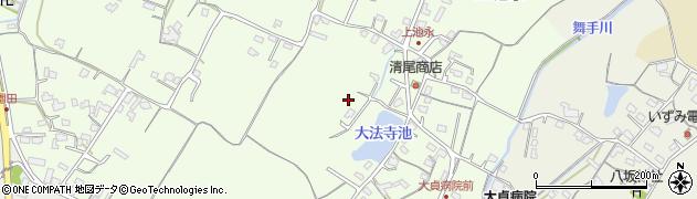 大分県中津市上池永176周辺の地図