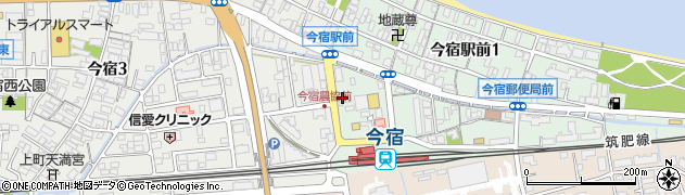 今宿産業株式会社周辺の地図