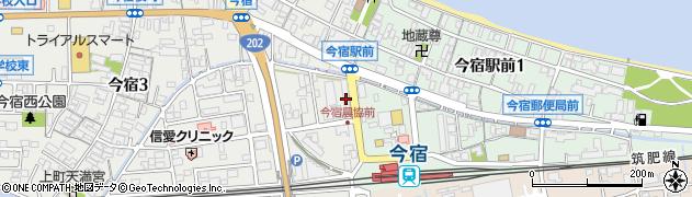 AMIX周辺の地図
