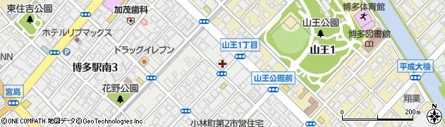 ベルズシステム株式会社周辺の地図