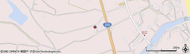 大分県国東市国東町北江3082周辺の地図